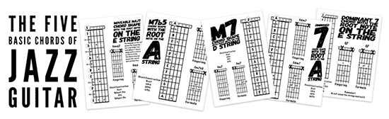 The best jazz guitar chords to learn